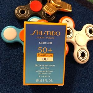 Shiseido Sports BB Broad Sunscreen 50+